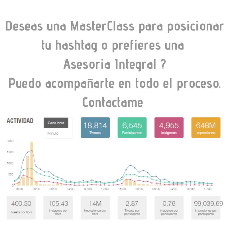 Deseas una MasterClass o prefieres una asesoria integral _Puedo acompañarte en todo el proceso #SEOHashtag