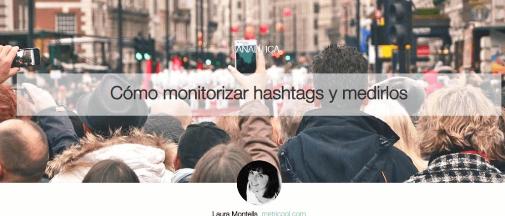 #SEOHAshtag Metricool Como monitorizarlos y merdirlos