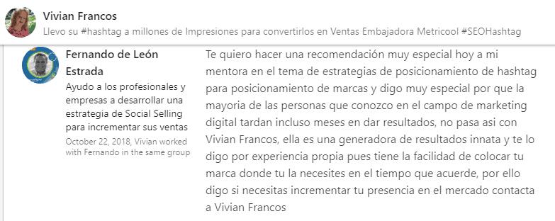 Fernando de leon #AltaEstrategia #SEOHashtag