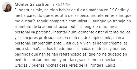 Montse Garcia #SEOHashtag