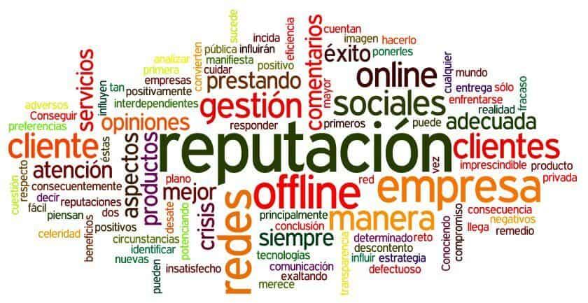 Reputacion Online #SEohashtag
