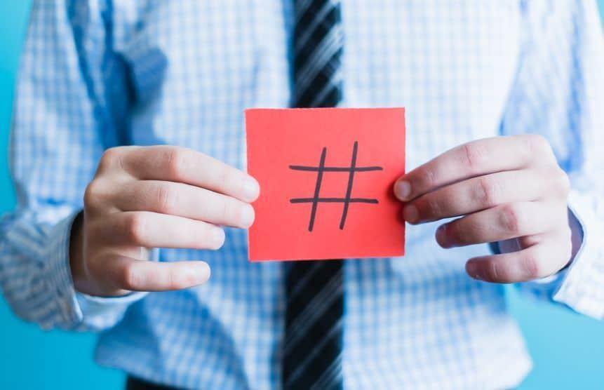 hashtag #B2B #Seohashtag