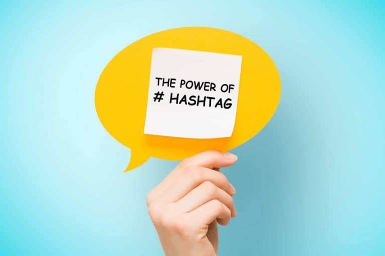 El poder del #hashtag #SEOhashtag